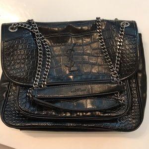 Saint Lauren leather bag